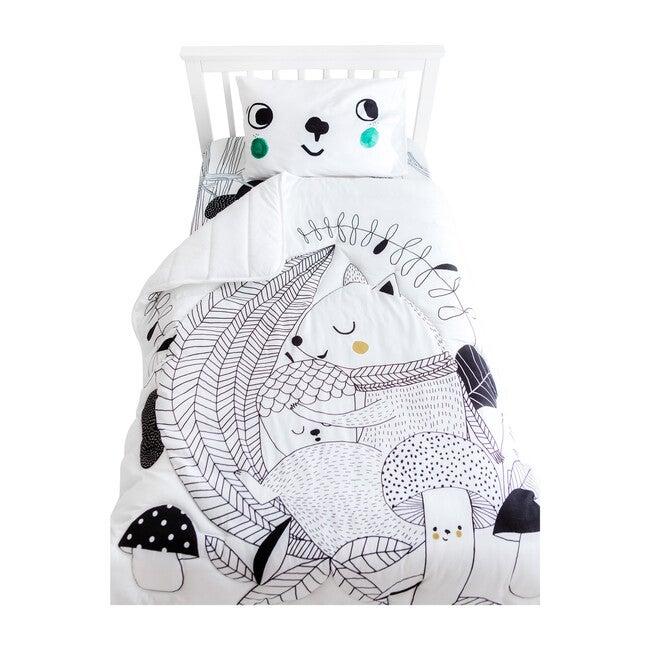 Squirrel Toddler Comforter