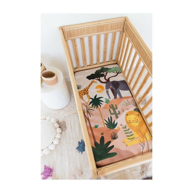 In The Savanna Standard Crib Sheet
