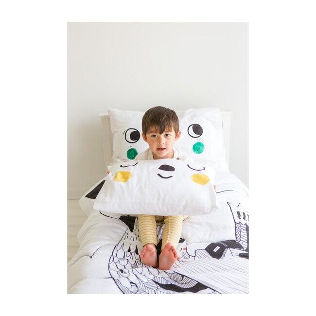 Swan Toddler Comforter