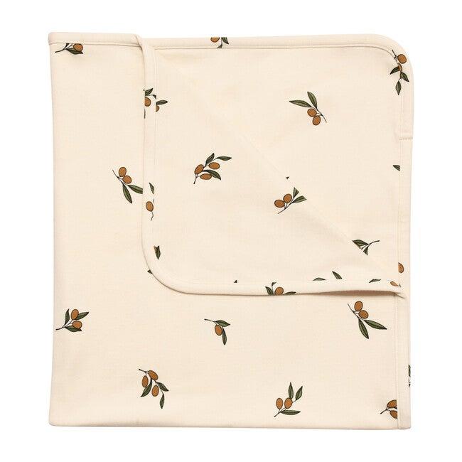 Olive Garden Reversible Blanket