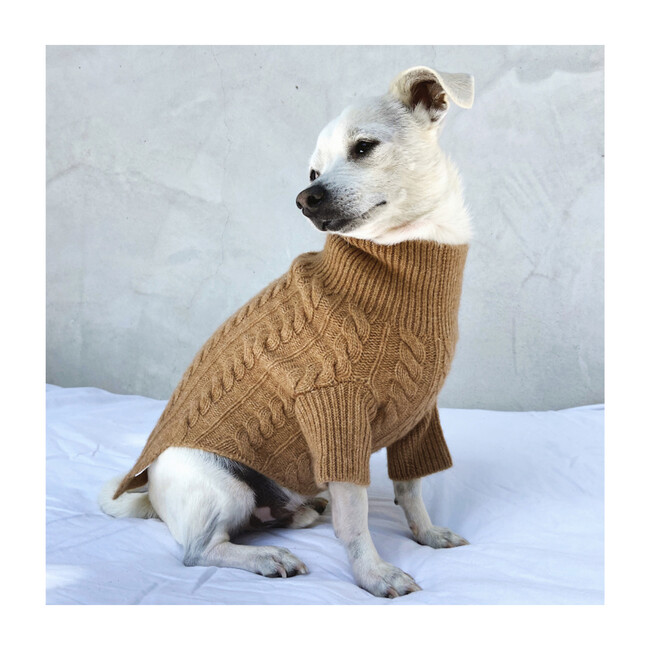 The Rufus Sweater, Sand