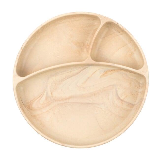 Wood Wonder Plate, Tan
