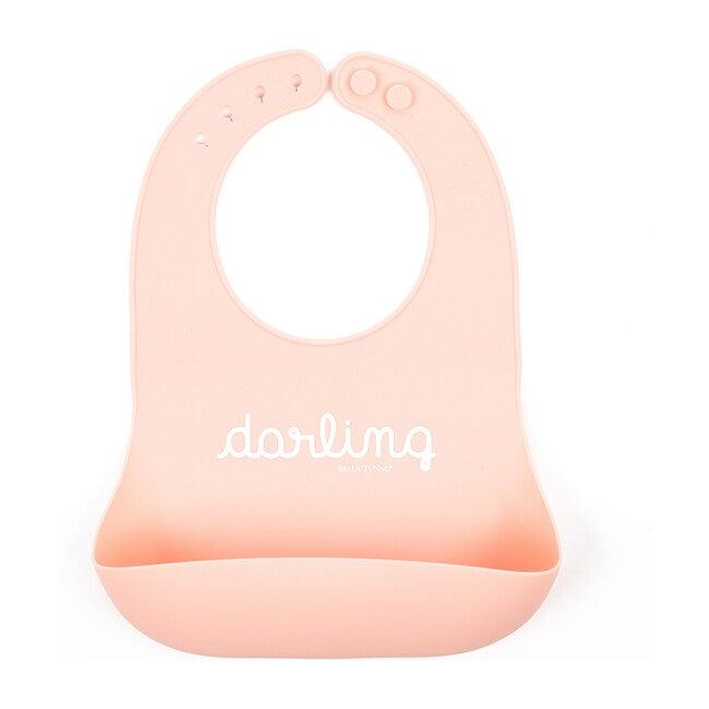 Darling Wonder Bib, Pink