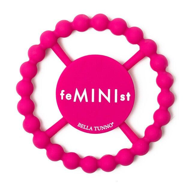 Feminist Teether, Pink