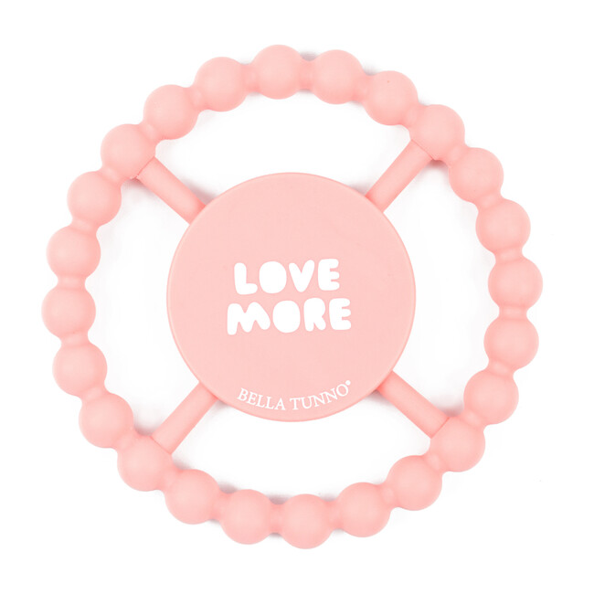Love More Teether, Pink