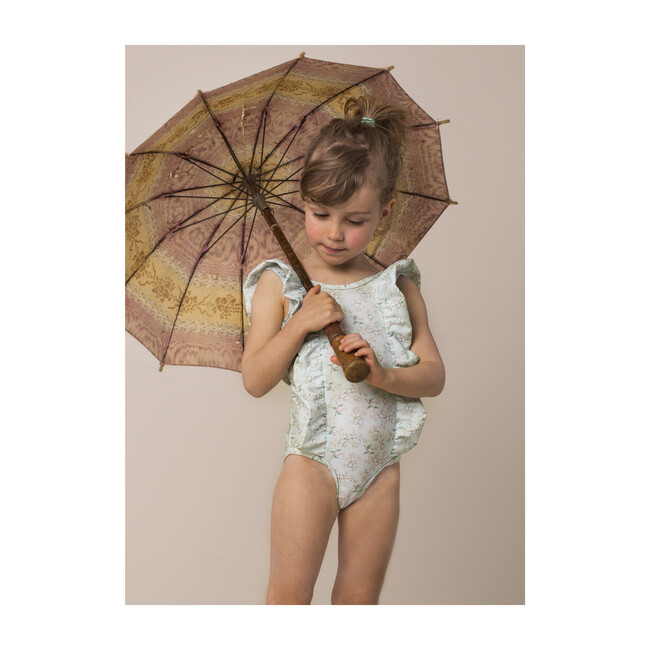 Delicia Swimsuit, Pale Aqua
