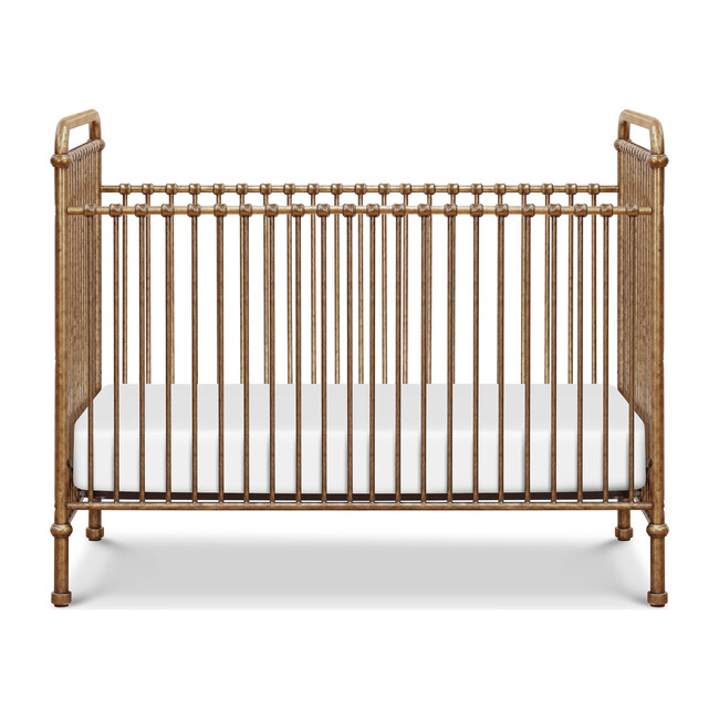 Abigail 3-in-1 Convertible Crib, Vintage Gold