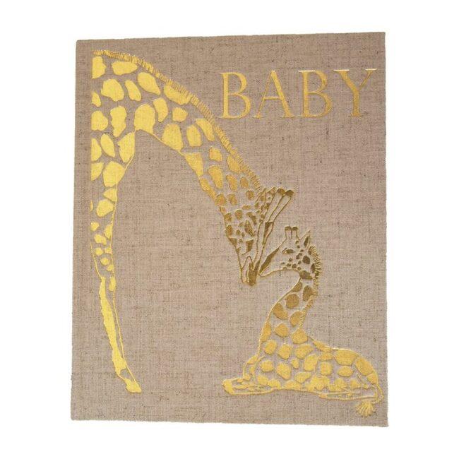 Peep's Paper Baby Book