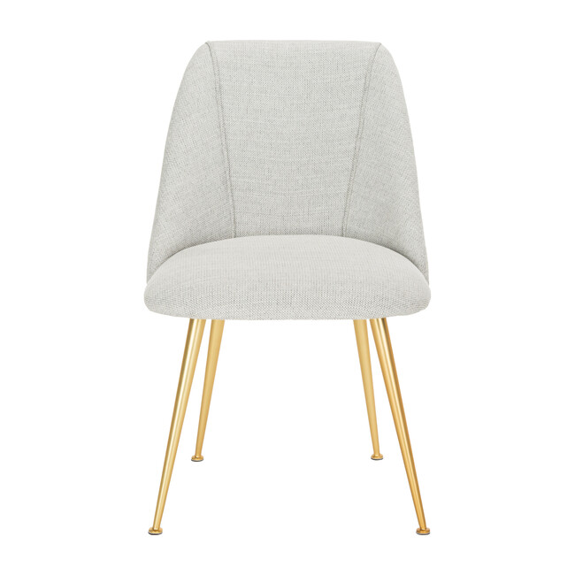 Foster Accent Chair, Grey