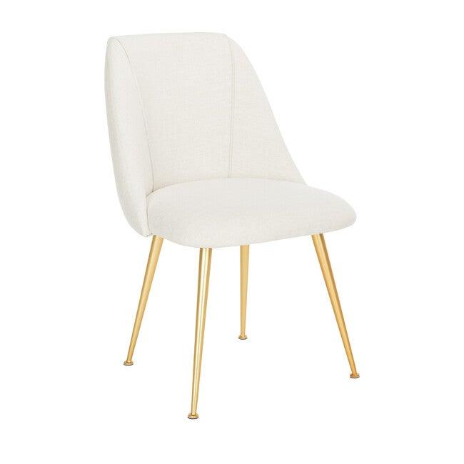 Foster Accent Chair, Cream