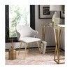 Edmond Poly Armchair, Light Grey - Accent Seating - 5