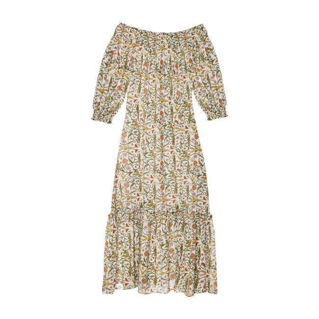 Women's Sofia Dress, Forest