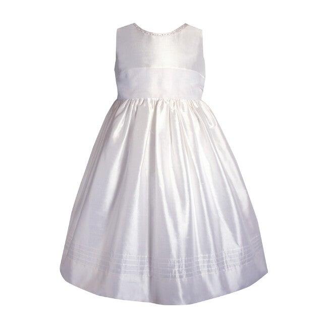 Melody Dress, White