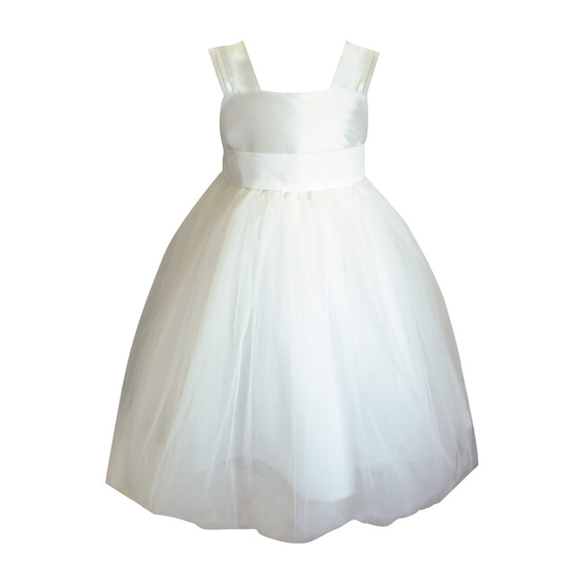 Venice Dress, White
