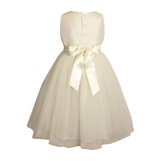 Enchanting Tulle Skirt Dress, Ivory