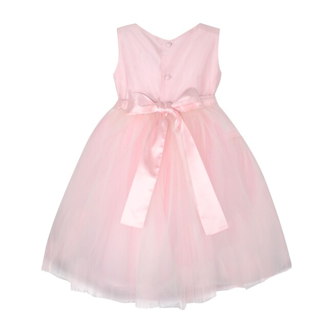 Windy Tulle Dress, Pink