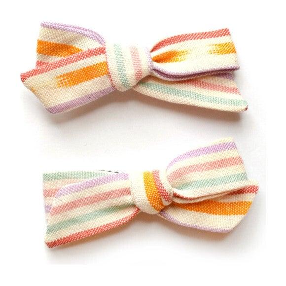 Mini Colegiala Bow, Arcoiris
