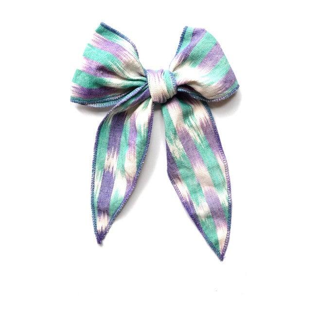 Marinero Bow, Purpura Turquesa