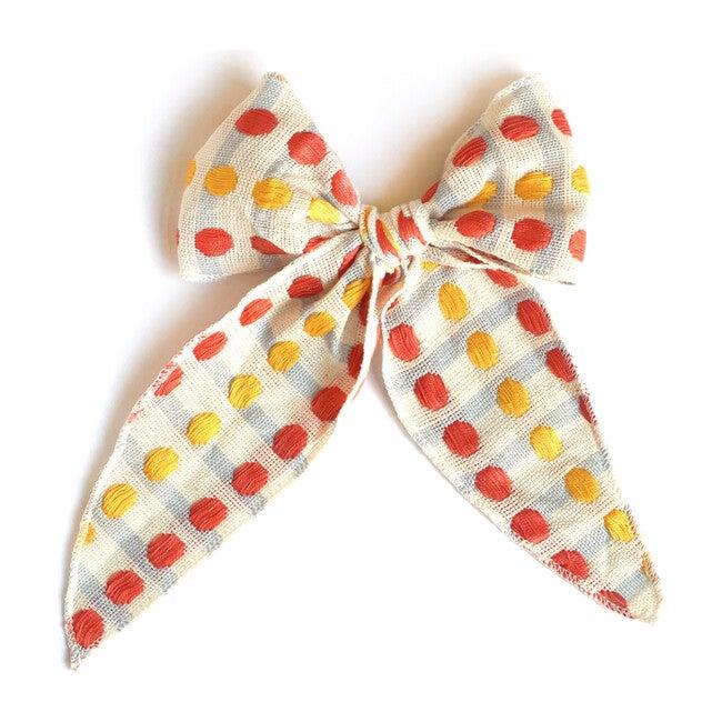 Marinero Bow, Botones Amarillo Sandia