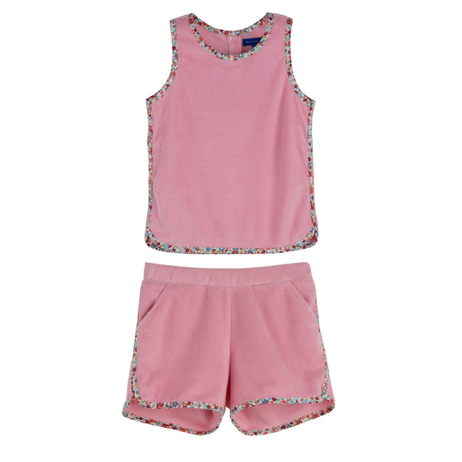 Tate Terry Set, Pink