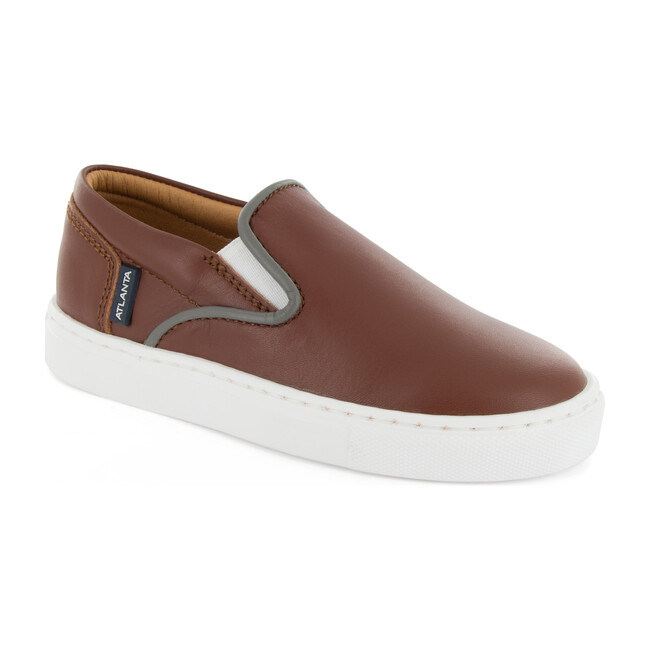 Slip On Sneaker, Cuoio Smooth Leather