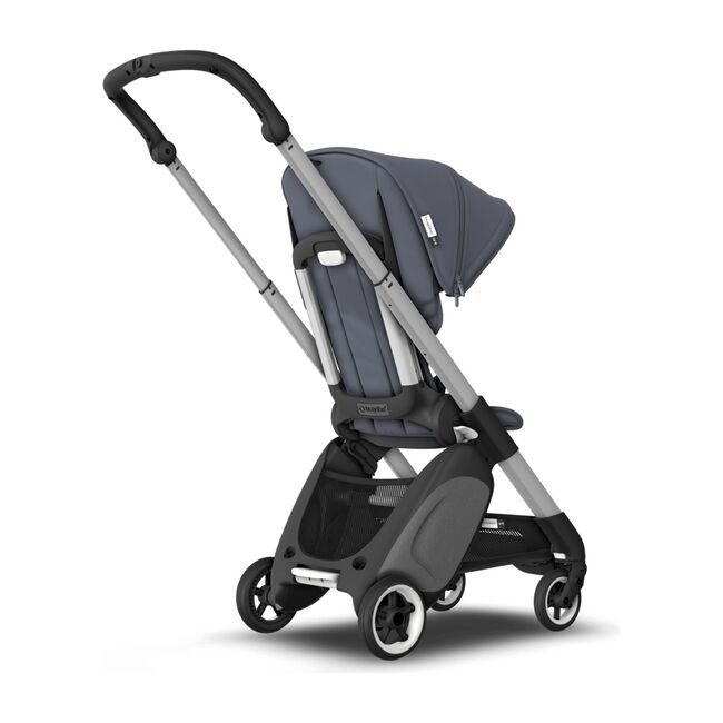 Bugaboo Ant, Steel Blue Fabric, Aluminum Chassis