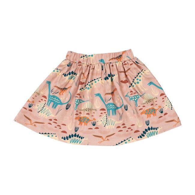 Printed Banded Skirt, Paleontology
