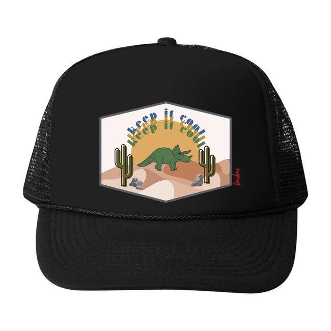 Keep It Cool Hat, Black