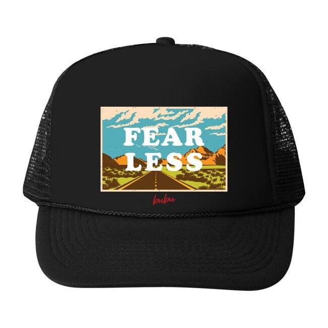 Fear Less Hat, Black