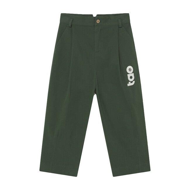 Emu Kids Trousers Deep Green Tao