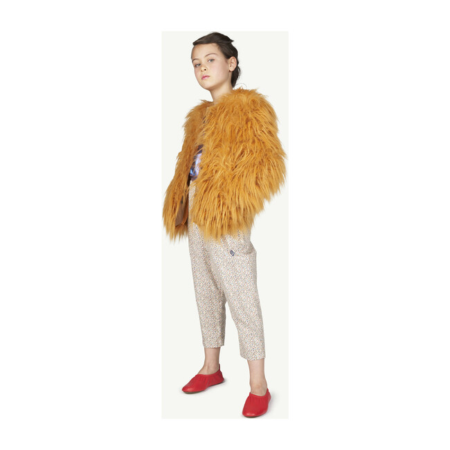 Shrew Kids Jacket Soft Brown