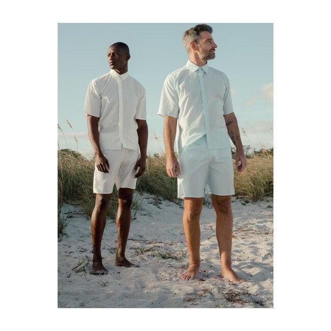 Men's Nelson Pajama Set, Milk