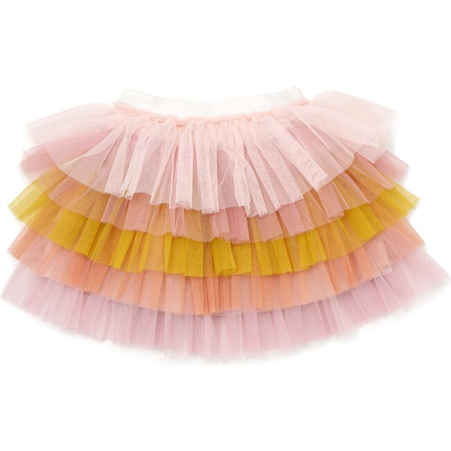 Ombre Skirt, Sunny Mix