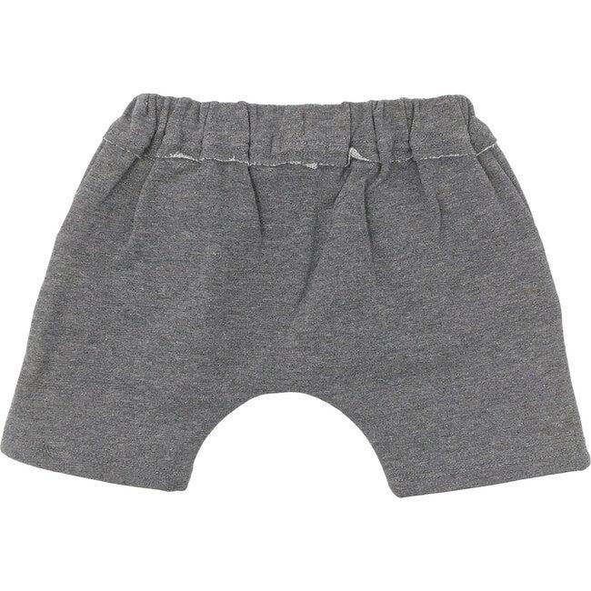 Pocket Shorts, Charcoal