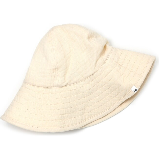 Sun Hat Gauze, Natural