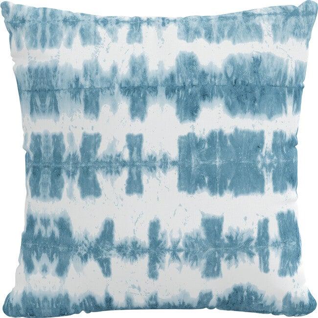 Indoor/Outdoor Decorative Pillow, Obu Stripe Ocean