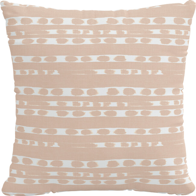 Indoor/Outdoor Decorative Pillow, Himari Soft Pink