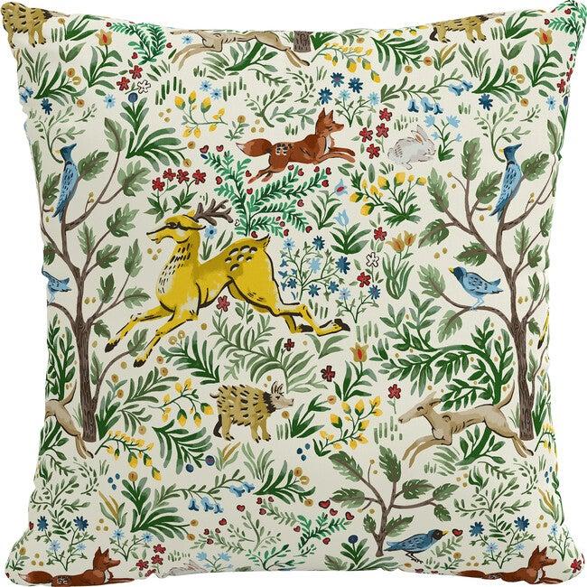 Indoor/Outdoor Decorative Pillow, Frolic Citrus