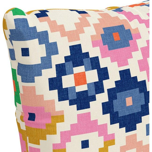 Indoor/Outdoor Decorative Pillow, Catalina Multi