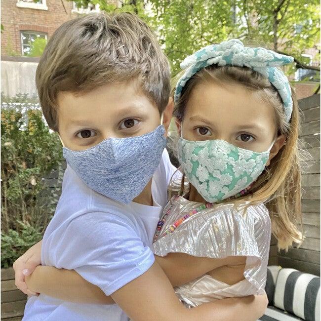 Set of 2 Kids Face masks, Lagoon Sweetheart
