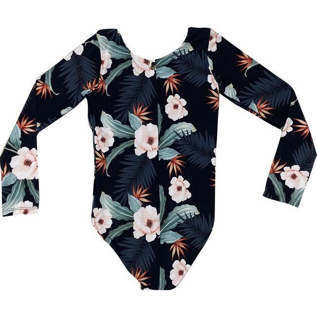 Day Dream Nilo One Piece, Black Floral