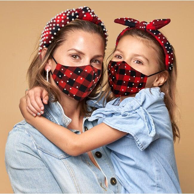 Set Of 2 Kids Face Masks, Aspen