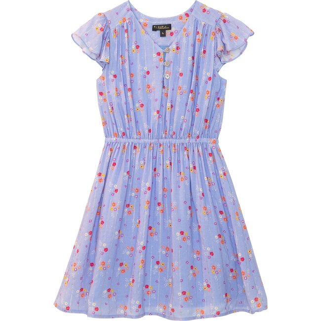 Julieta Dress, Floral Ditsy