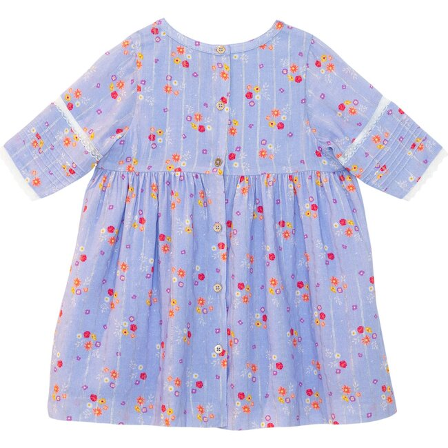 Callie Dress, Floral Ditsy