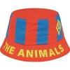 Starfish Hat, Red Stripes - Hats - 1 - thumbnail