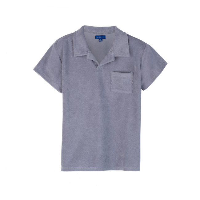 Cyrus Terry Polo, Dusty Blue