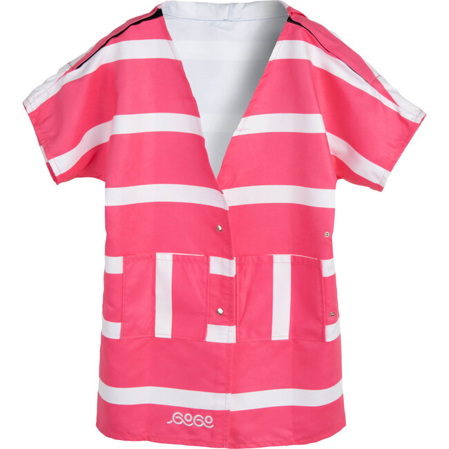 Adult GoGo Towel, Palm Beach Pink