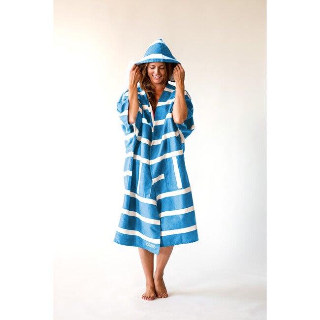Adult GoGo Towel, Mediterranean Blue