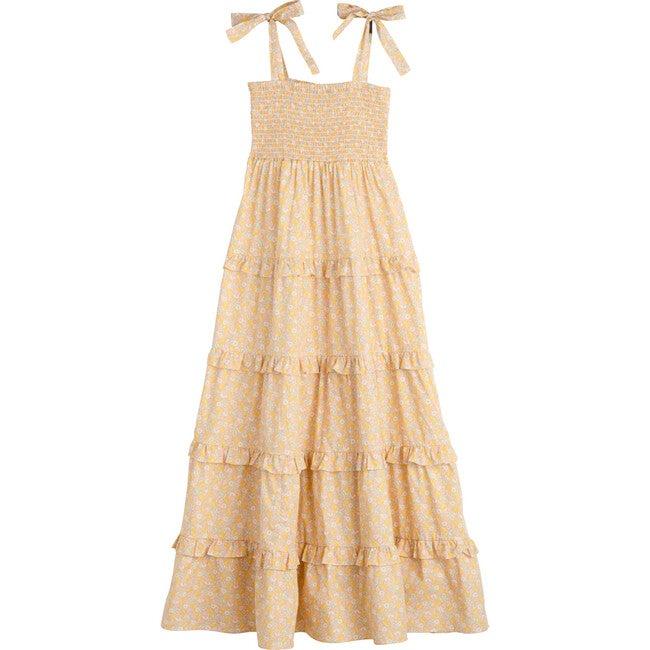 Brooklyn Women's Dress, Cluster Floral
