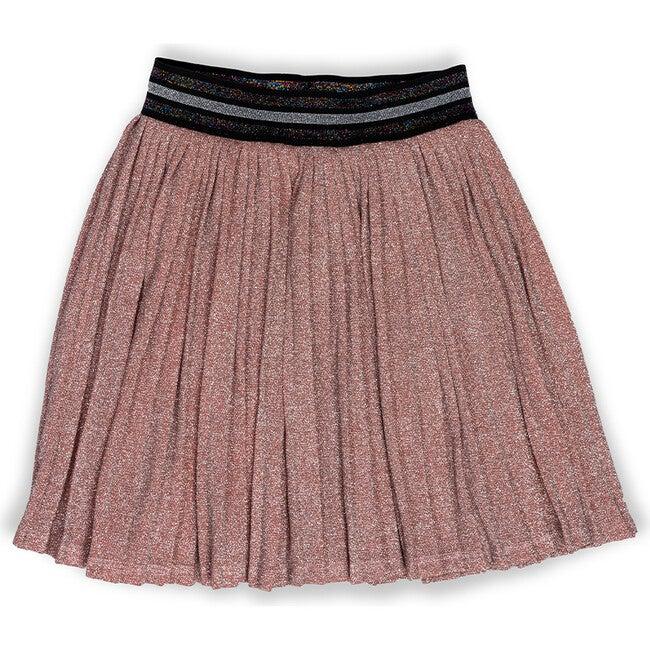 Margaret Skirt, Metallic - Skirts - 1